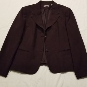 Kate Hill lined Brown blazer